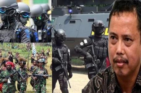 IPW: Densus 88 Segera Tunjukan Prestasi Bersihkan Teroris di Papua