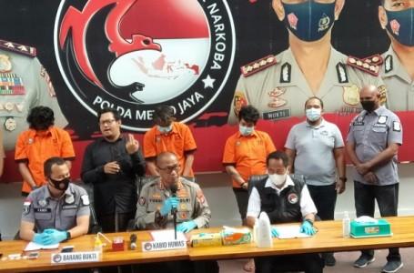 Narkoba, Anak Pedangdut Rita Sugiarto Dicomot Polisi