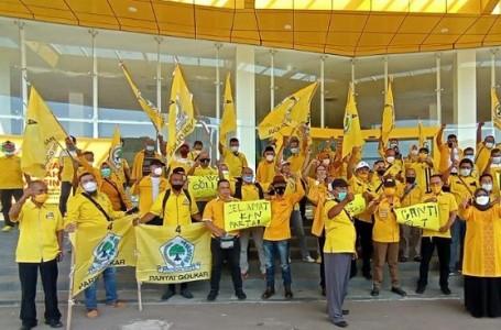 Bikin Kegaduhan Ganti Plt Sekretaris DPD Partai Golkar Kota Bekasi