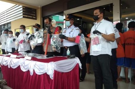 Polres Pelabuhan Ungkap Kasus Pungli Diwilayah Pelabuhan Tanjung Priok