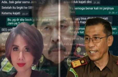 LSM KCH Bersurat ke Jaksa Agung Dorong Pidana Mantan Sesjamdatun