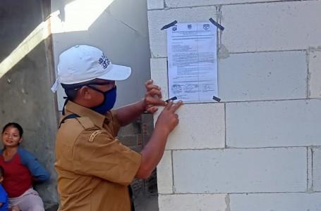 Camat Cabang Bungin Keluarkan Surat Instruksi Cegah Cluster Hajatan