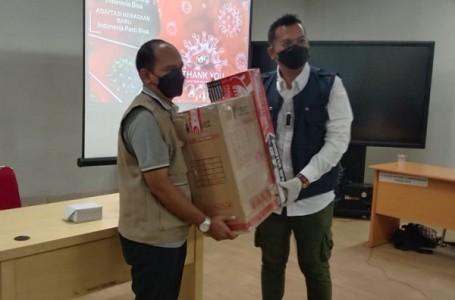 Tim Velox BIN Berikan Sosialisasi dan Bantuan Pemkot Bekasi