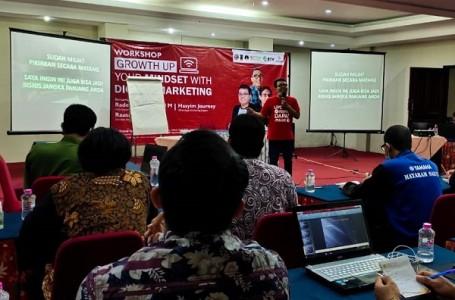 Hidayatullah Jateng Gelar Workshop Digital Marketing