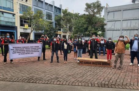LQ Indonesia Law Firm: SP2HP PT. MPIP Bukti Hukum Tumpul Keatas