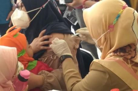 Desa Karangraharja Kabupaten Bekasi Kembali Gelar Vaksinasi