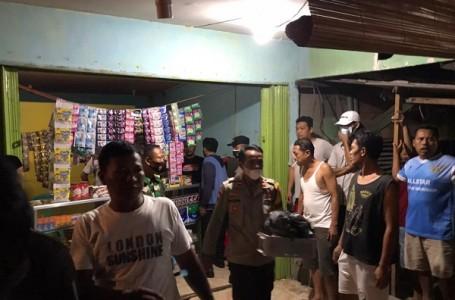 Warga Kedung Waringin Kabupaten Bekasi Grebek Toko Kosmetik