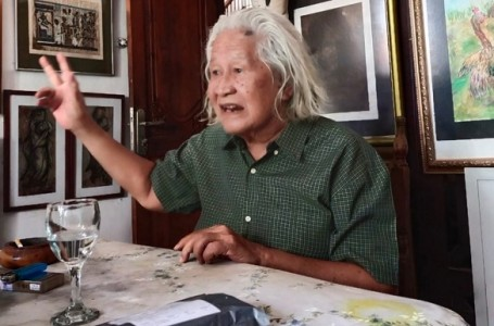 Ridwan Saidi Dukung Penulisan Buku Wisata Halal Indonesia